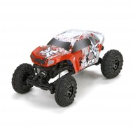 1/24 Temper Crawler RTR, Red/White