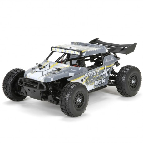 1/18 Roost 4WD Desert Buggy RTR, Grey/Yellow