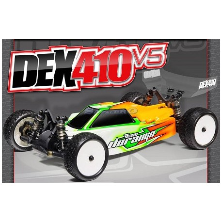 DEX410v5 1:10 4WD Electric Buggy Kit