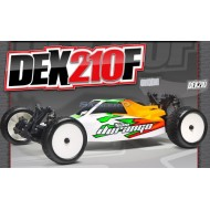 DEX210F 1:10 Buggy Forward Motor Kit