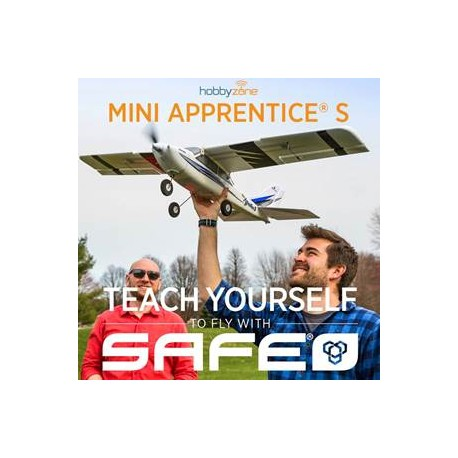 Hobbyzone Mini Apprentice S RTF