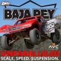 Losi Baja Rey 1/10 4WD Trophy Truck RTR con tecnologia AVC