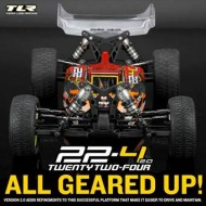 TLR 22-4 2.0 1/10 4WD Buggy Racing Kit