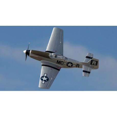 E-flite UMX P-51D BL BNF Basic