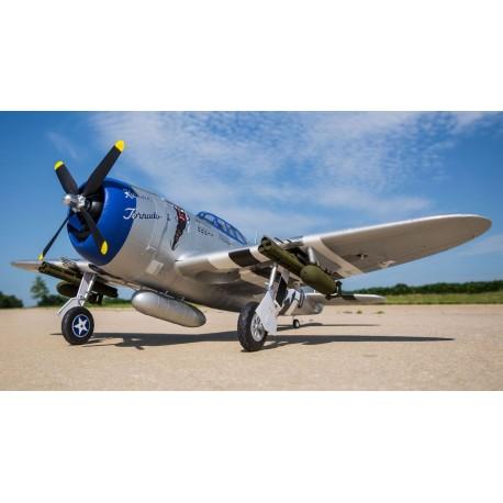 P-47D RAZORBACK 1.2M PNP