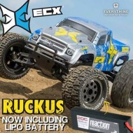 ECX Ruckus Monster Truck