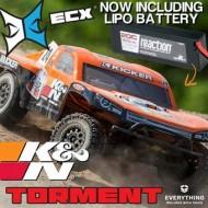 ECX K&N Torment
