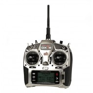DX7S DSMX + RX 8000