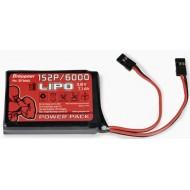 Batteria per Tx LiPo 1S2P/6000