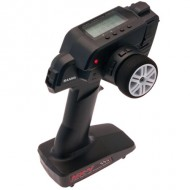 RADIO SANWA CAR MX-V 2,4G 3 CH + RX WATER PROOF