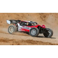 1/10 TENACITY-DB 4WD Desert Buggy RTR with AVC, Red/Grey