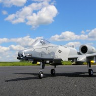 A-10 Thunderbolt II 64mm EDF BNF Basic with AS3X