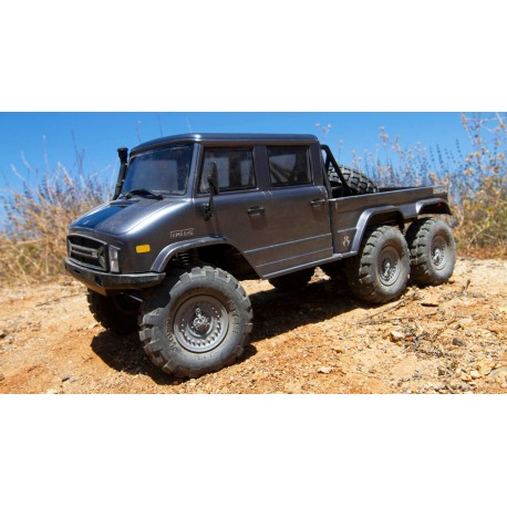 1/10 SCX10 II UMG10 6x6 Rock Crawler Brushed RTR