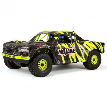 1/7 MOJAVE 6S V2 4WD BLX Desert Truck con sistema Spektrum RTR colore Verde/Nero