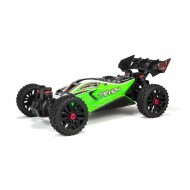 1/8 TYPHON 4X4 V3 MEGA 550 Brushed Buggy RTR International, Green
