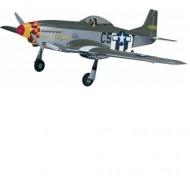 P-51 Mustang .60 retrattili ARF