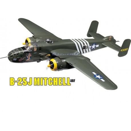 B-25 MITCHELL pronto al volo