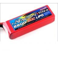 NVISION LIPO 3S 11,1V 2200 20C