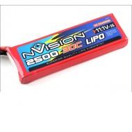 NVISION LIPO 3S 11,1V 2500 20C
