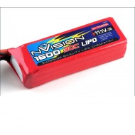 NVISION LIPO 3S 11.1V 1600 40C