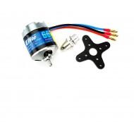 Power 60 Brushless Outrunner Motor, 470Kv by E-flite