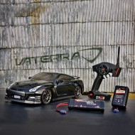 1/10 2012 Nissan GT-R RTR, V100-S by VATERRA