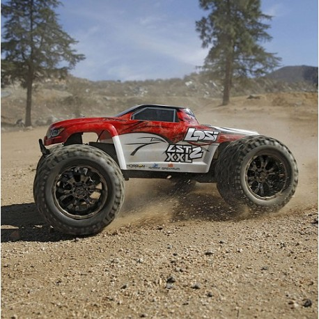 1/8 LST XXL-2 4WD Gas Monster Truck RTR with AVC™ Technology by Losi