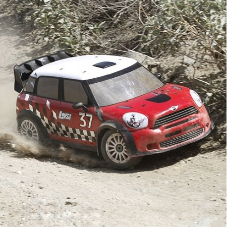 1/5 MINI WRC 4WD Rally Car RTR with AVC™ Technology by Losi