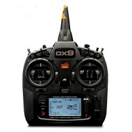 Spektrum DX9 Black Edition mit/with AR9020