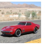 1/10 1969 Custom Corvette Stingray RTR, V100-S by VATERRA
