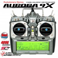 AURORA 9X SOLO TX 2,4GHz MODE1