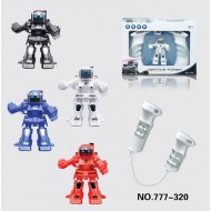 MINI FIGHTING RC ROBOT 2.4G
