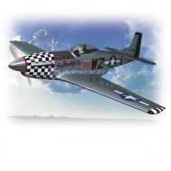 GIANT MUSTANG P51 ARF
