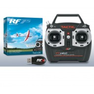 RealFlight 7.5 Tactic TTX610 Mode2
