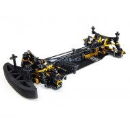 DETC410 1/10 Competition EP Chassis Kit