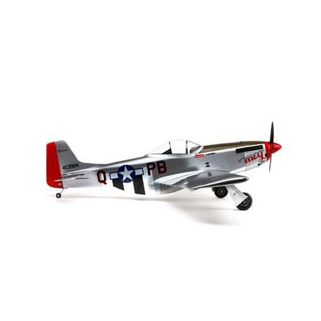 HANGAR 9 P-51 MUSTANG S 8CC GAS TRAINER BNF
