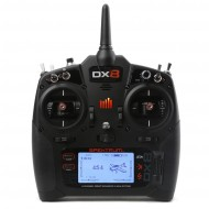 DX8 Gen 2 DSMX® 8-Channel Transmitter, Mode 2