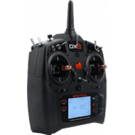 DX8 Gen 2 DSMX® 8-Channel Transmitter, Mode 2 with AR8010T Receiver