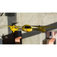 Zeyrok™ Drone RTF with SAFE® Technology, Yellow