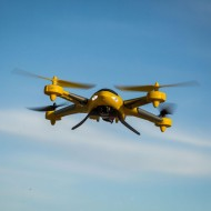 Zeyrok™ Drone BNF with SAFE® Technology, Yellow
